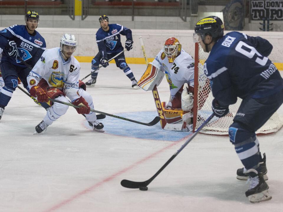 Eishockey, Vinschgau-Cup 2016, ERC Ingolstadt - SCL Tigers Langnau