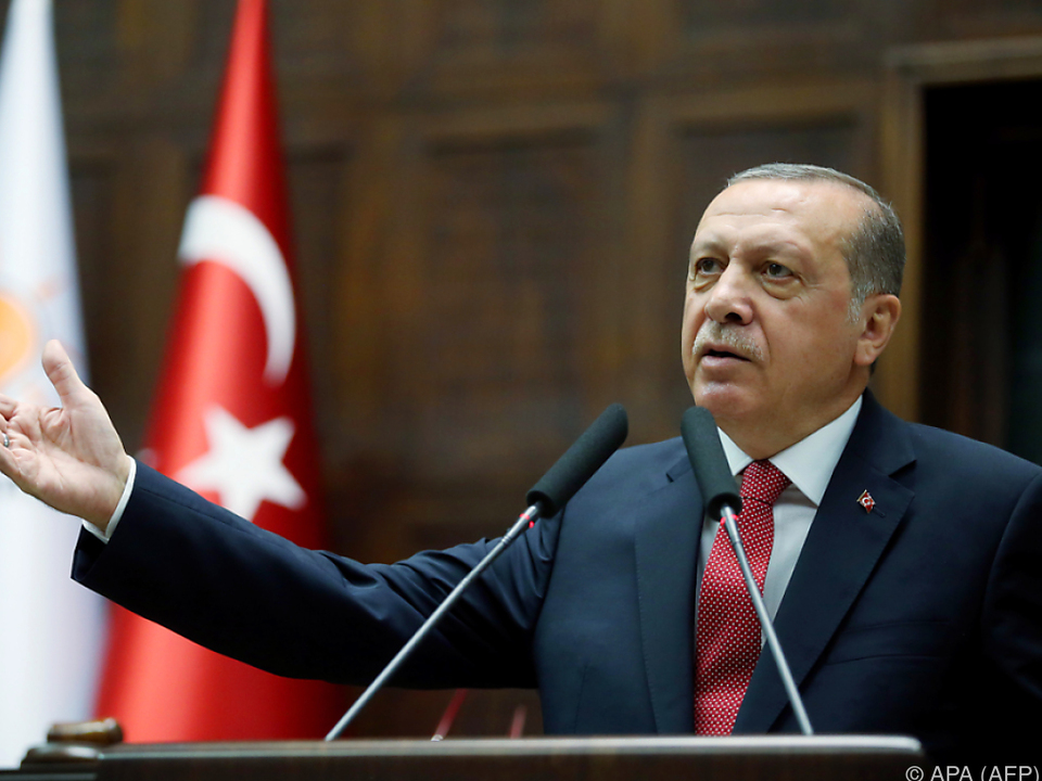 Erdogan will Türkei moderner als Deutschland machen