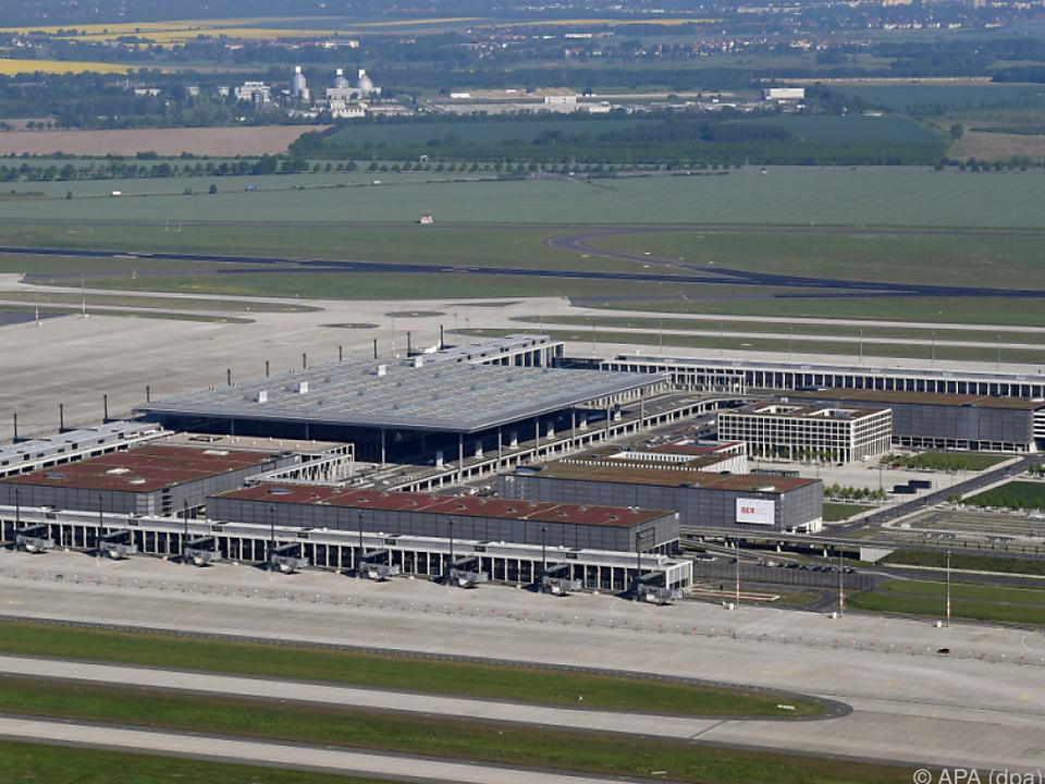 Eröffnung des neuen Berliner Haupflughafens verzögert sich erneut
