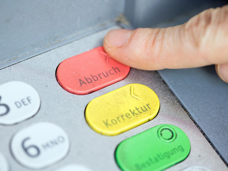 Ewiges Streitthema Bankomatgebühren