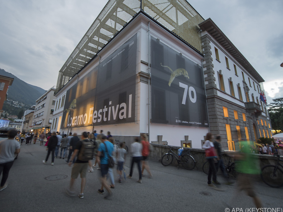 Filme im neuen Palacinema von Locarno sehr gefragt