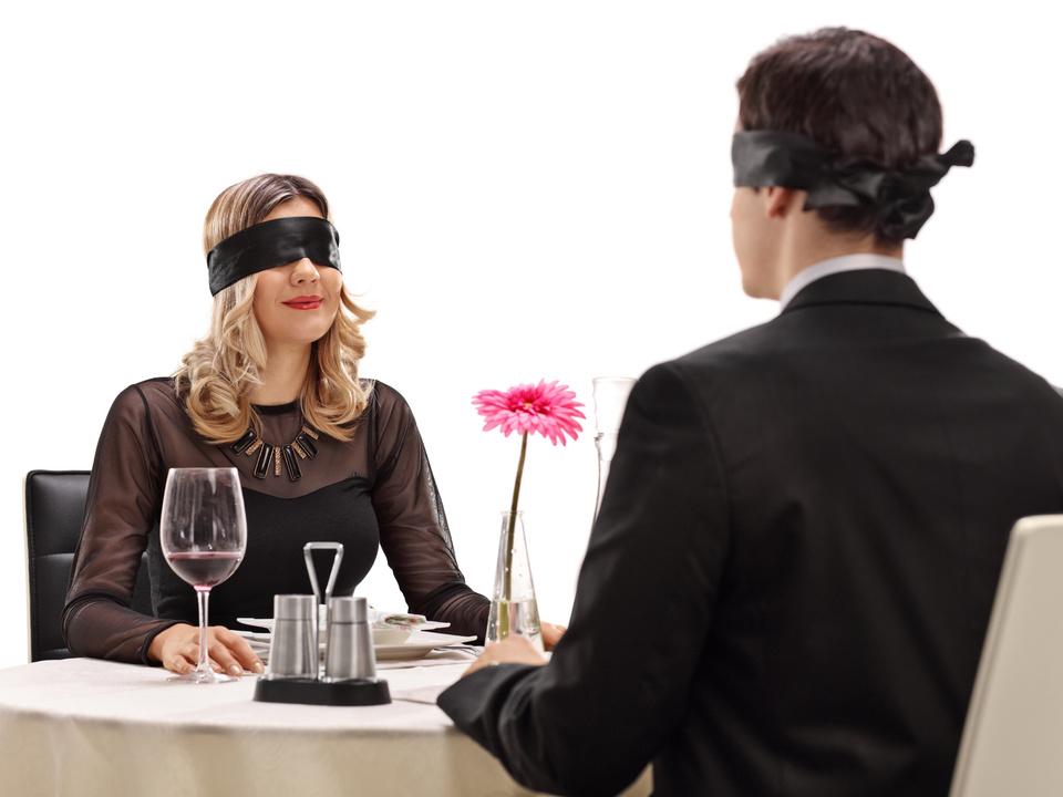 Wein Blind Blinddate
