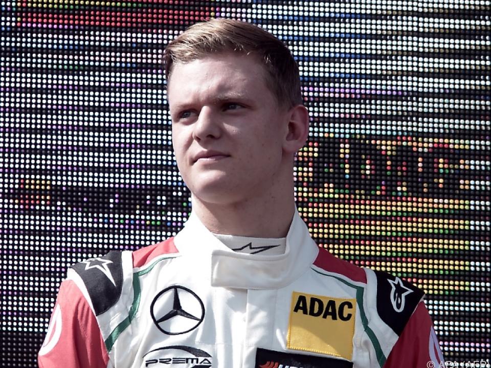 Für Mick Schumacher eine große Ehre