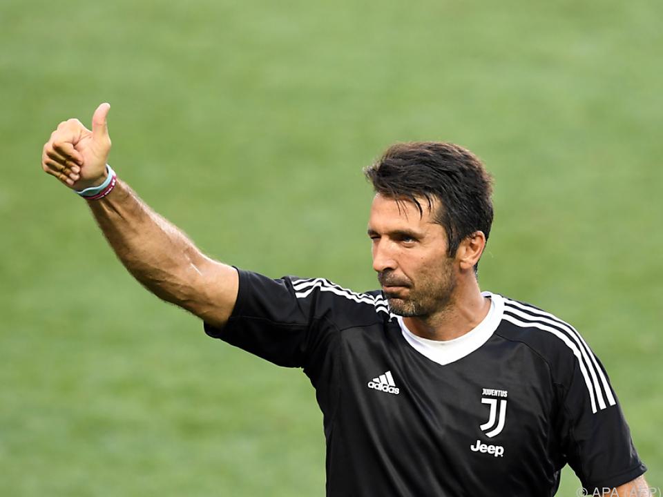 Gianluigi Buffon wurde nominiert