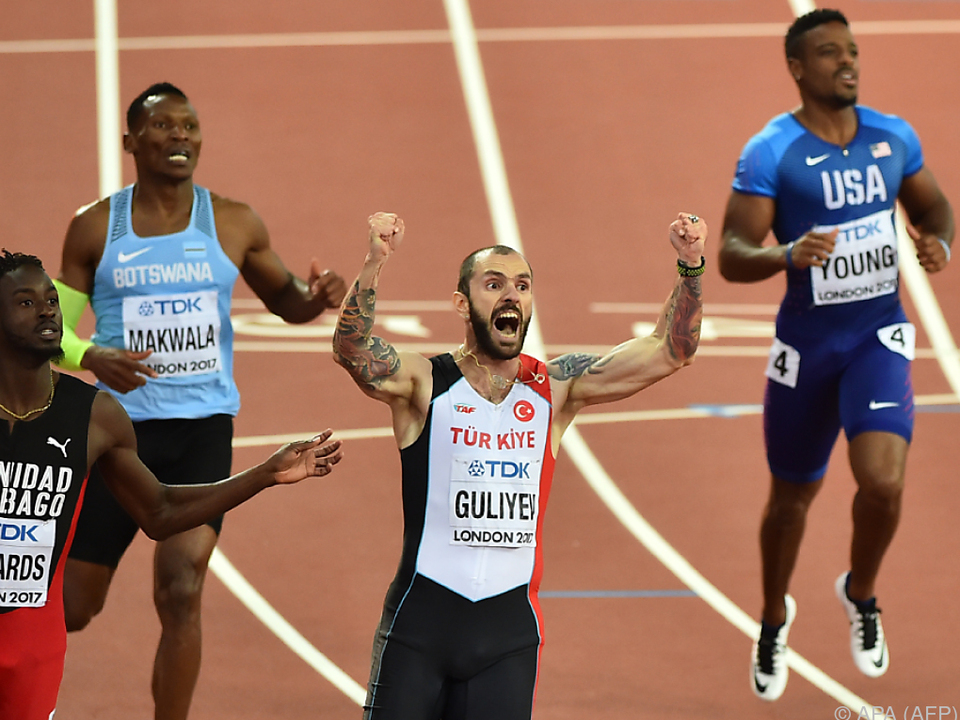 Guliyev siegte dank tollem Finish
