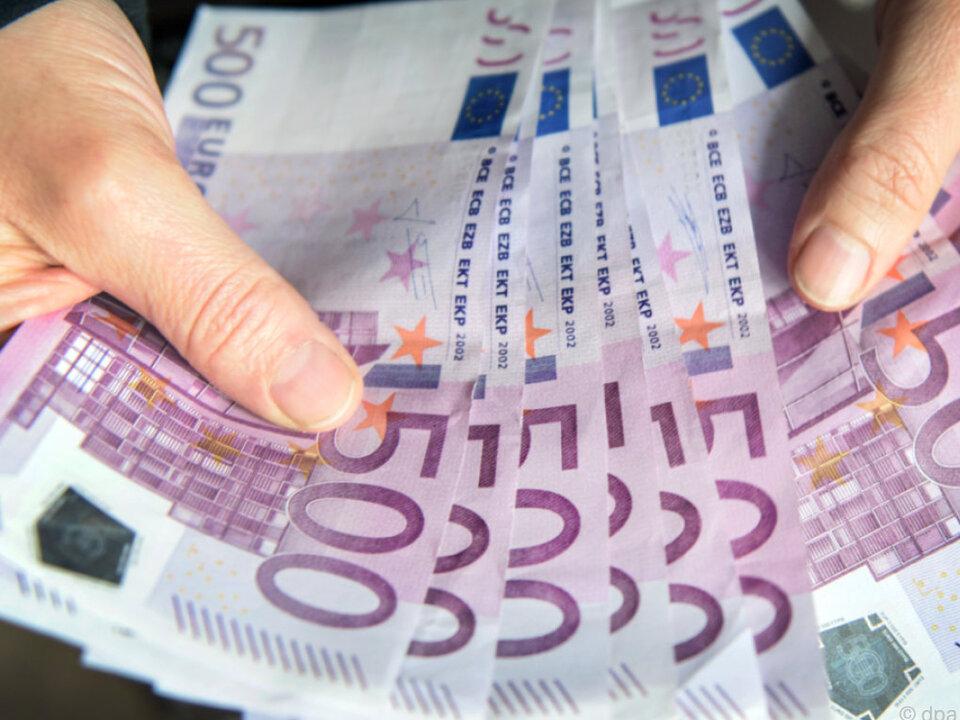 Im Schnitt werden 180.000 Euro Kredit aufgenommen