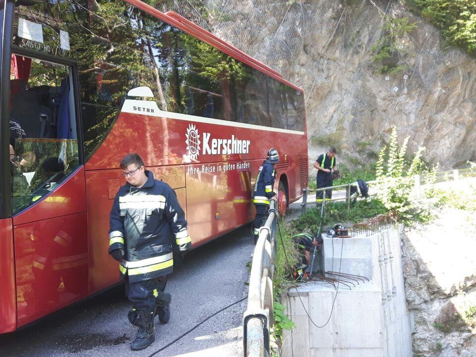 Freiwillige Feuerwehr Klausen Bus
