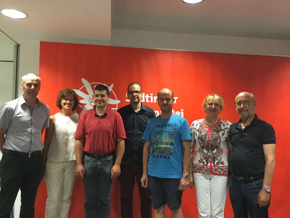 SVP-Bezirkssozialausschuss Bozen Stadt