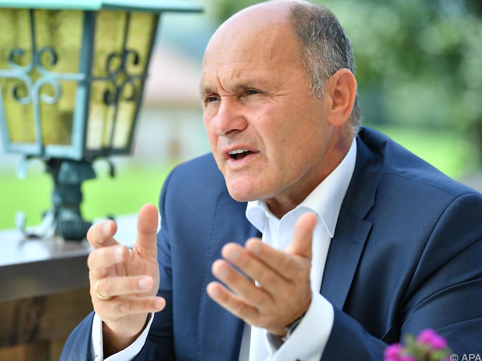 Innenminister Sobokta will Alternativvorschläge hören