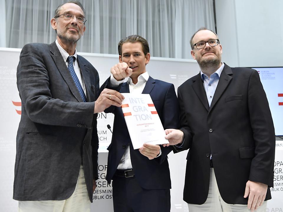 Integrationsbericht 2016 wurde präsentiert