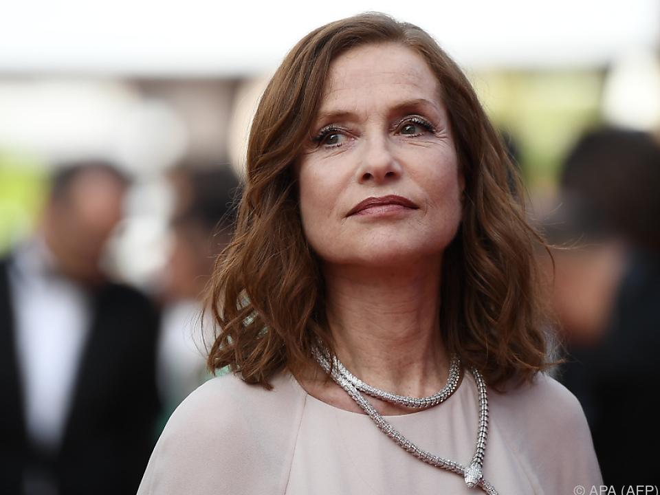 Isabelle Huppert kommt im Oktober ins Wiener Filmmuseum