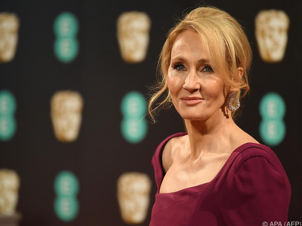 J.K. Rowling entschuldigte sich - allerdings nicht bei Trump