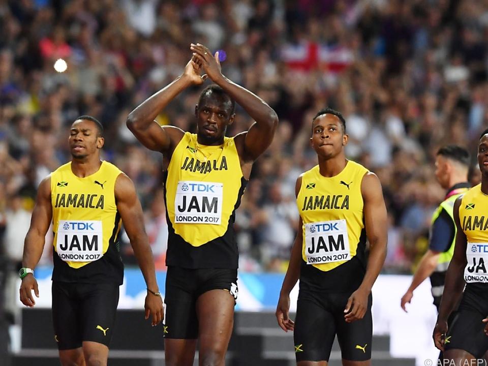 Jamaika räumte dieses Mal nicht so viele Medaillen ab