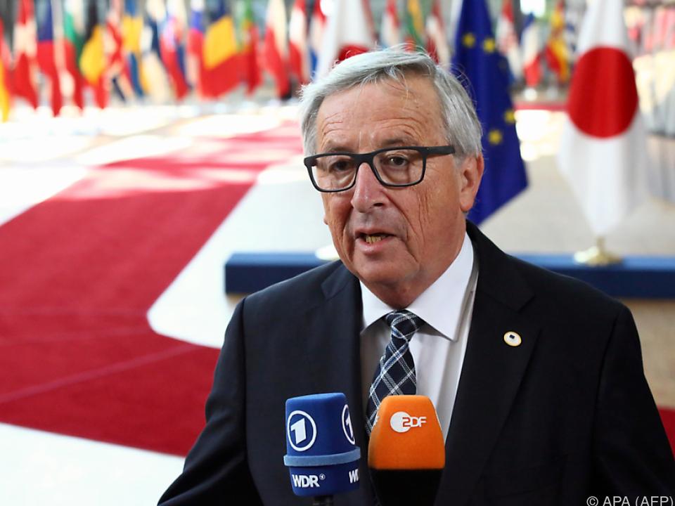 Juncker reicht es mit Polen