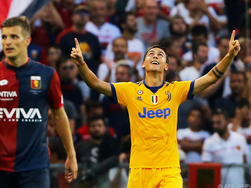 Juventus Turin hat auch sein zweites Saisonspiel gewonnen
