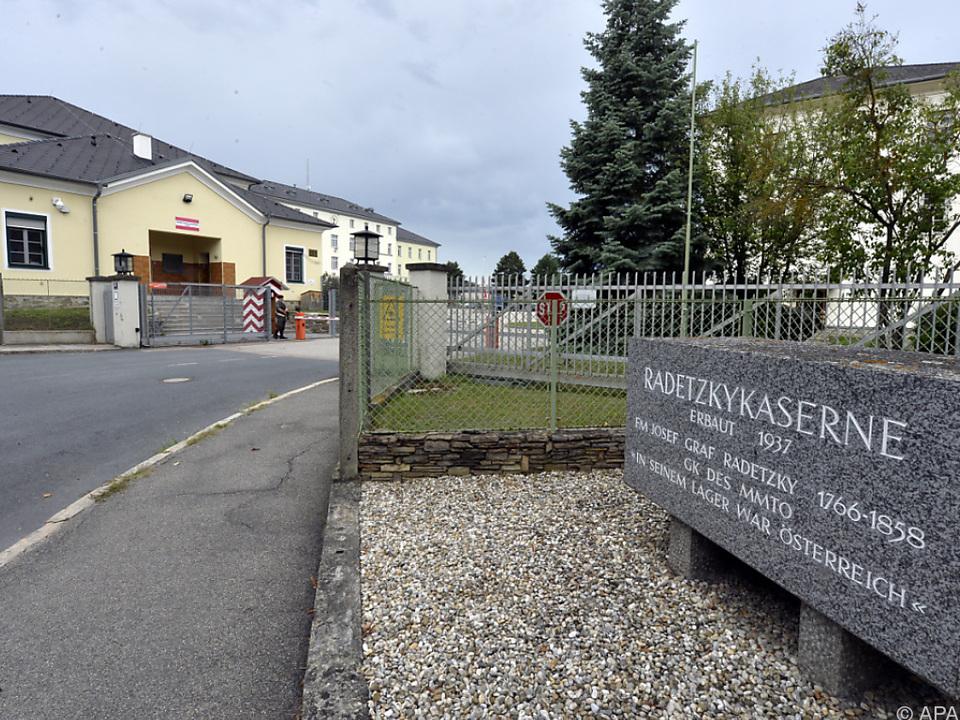 Kaserne in Horn: Obduktionsergebnis von totem Rekruten
