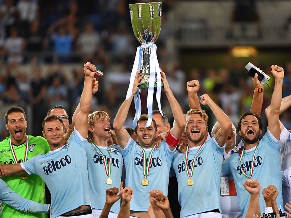 Lazio gab den sicher geglaubten Sieg fast schon aus der Hand