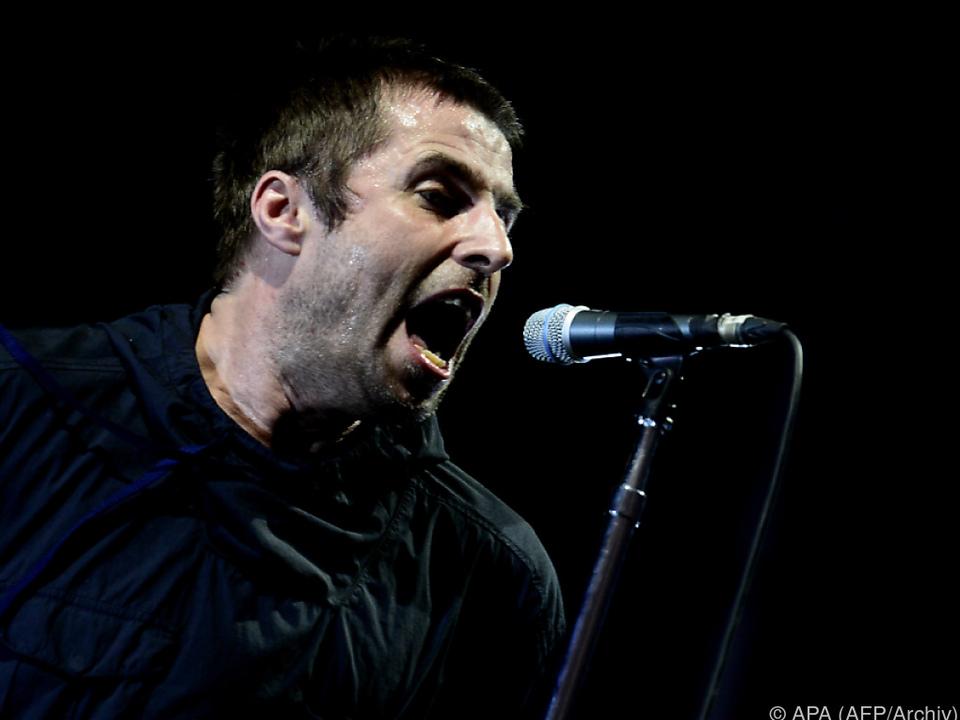 Liam Gallagher verließ ohne Erklärung die Bühne