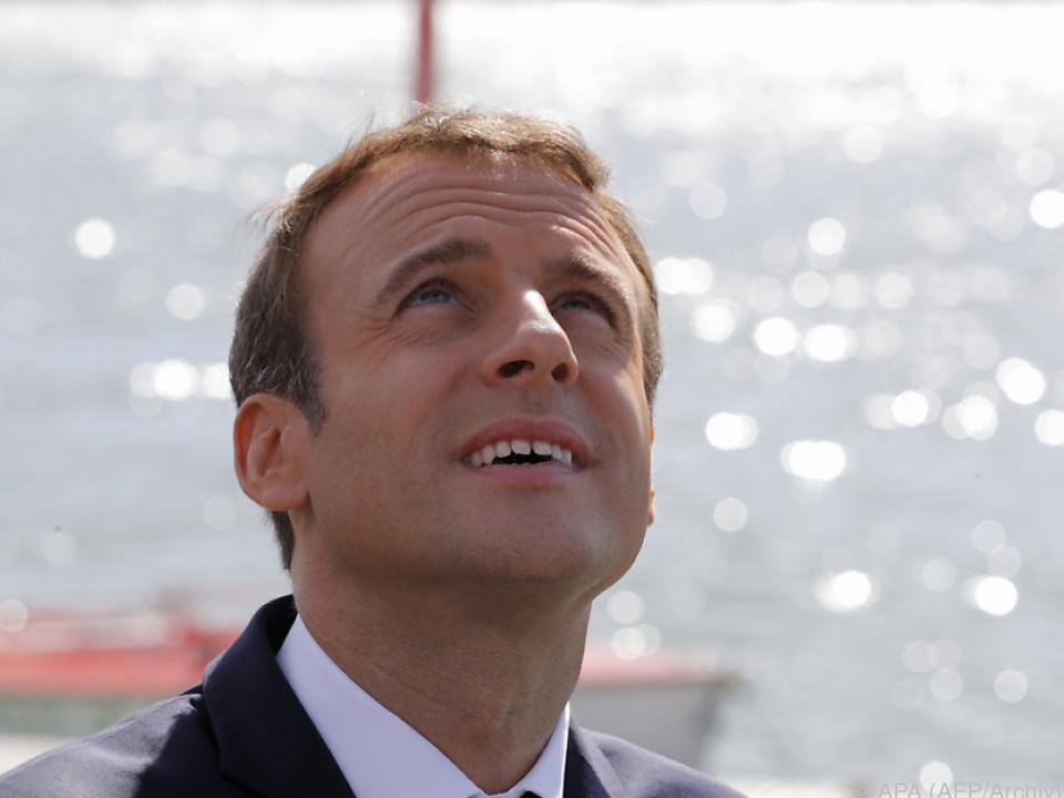 Macron kommt nach Salzburg