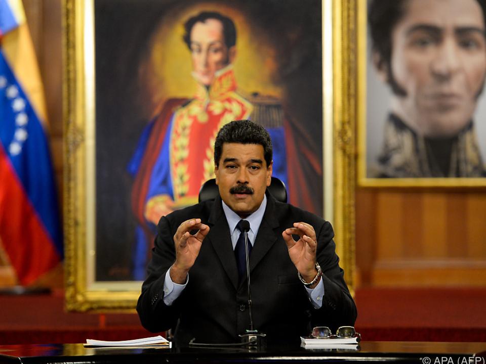 Maduro lässt Oppositionelle verhaften