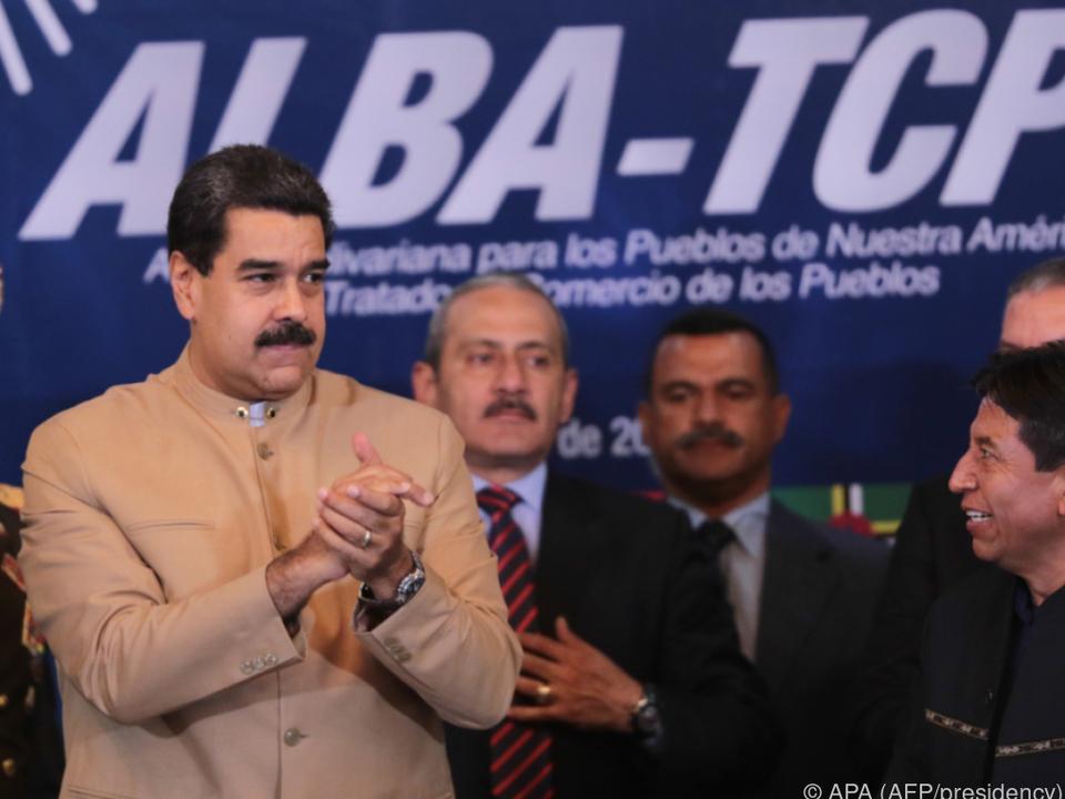 Maduro zeigt sich unbeirrt