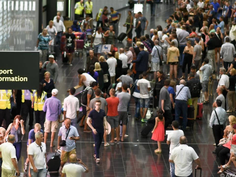 Mehr Gewinn und mehr Passagiere in Wien-Schwechat