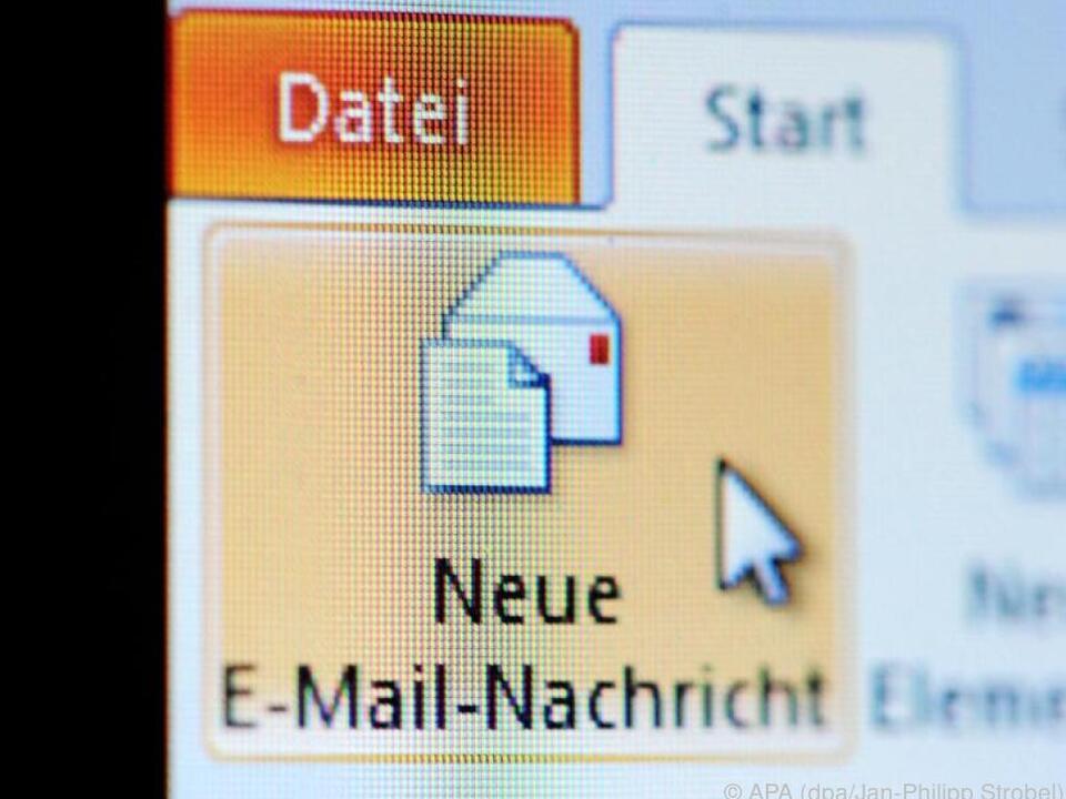Mehrere Outlook-Versionen sind betroffen
