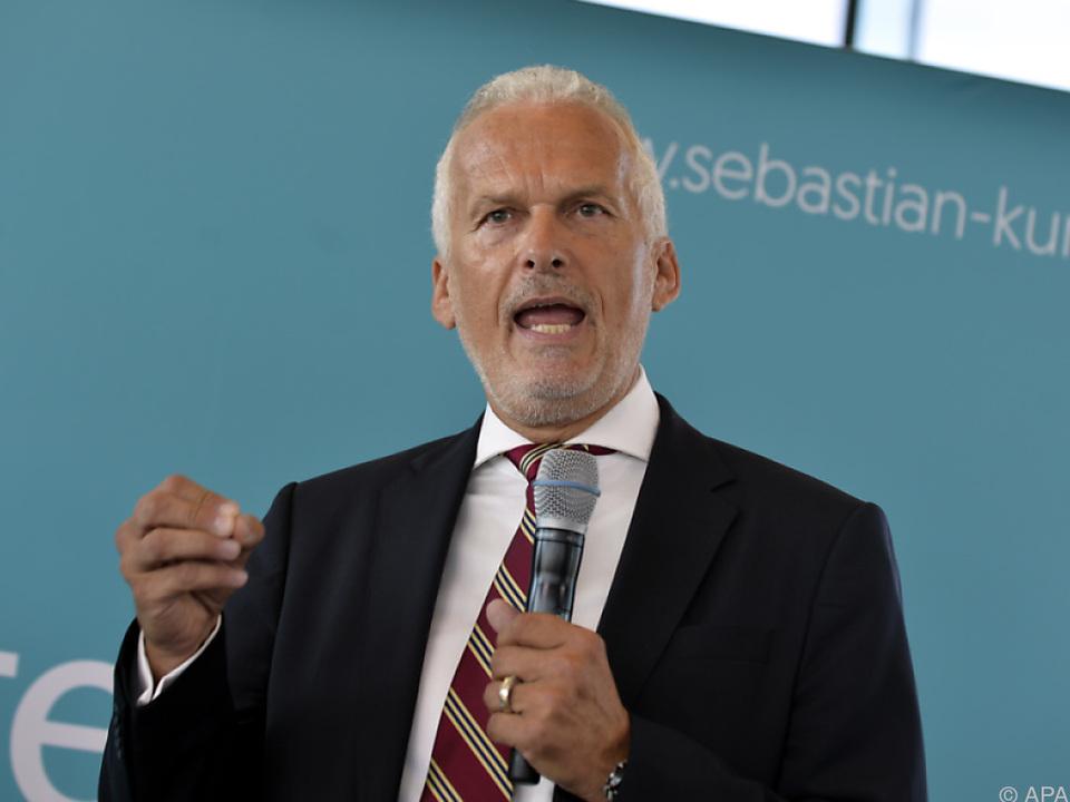 Moser ist Ex-Rechnungshofpräsidenten und langjährigen Vertrauter Jörg Haiders