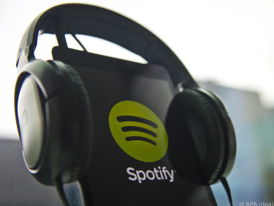 Musikstreaming-Markt: Spotify zieht Apple davon