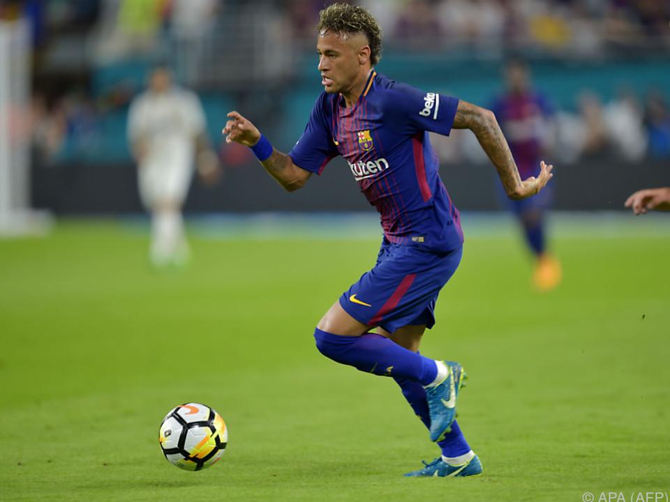 Neymars Transfer sprengt alle bisherigen Dimensionen