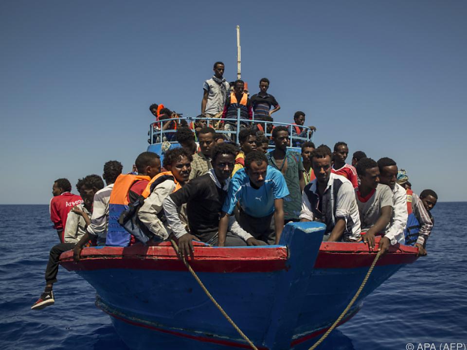 NGO-Einsätze zur Flüchtlingsretttung zuletzt immer mehr in der Kritik