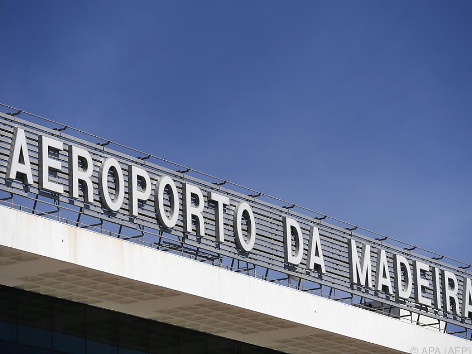 Nichts ging mehr am Flughafen von Madeira