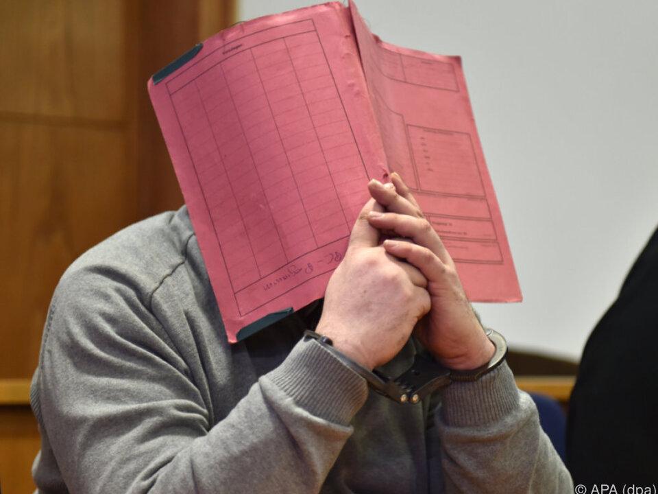 Niels H. wurde bereits zu lebenslanger Haft verurteilt