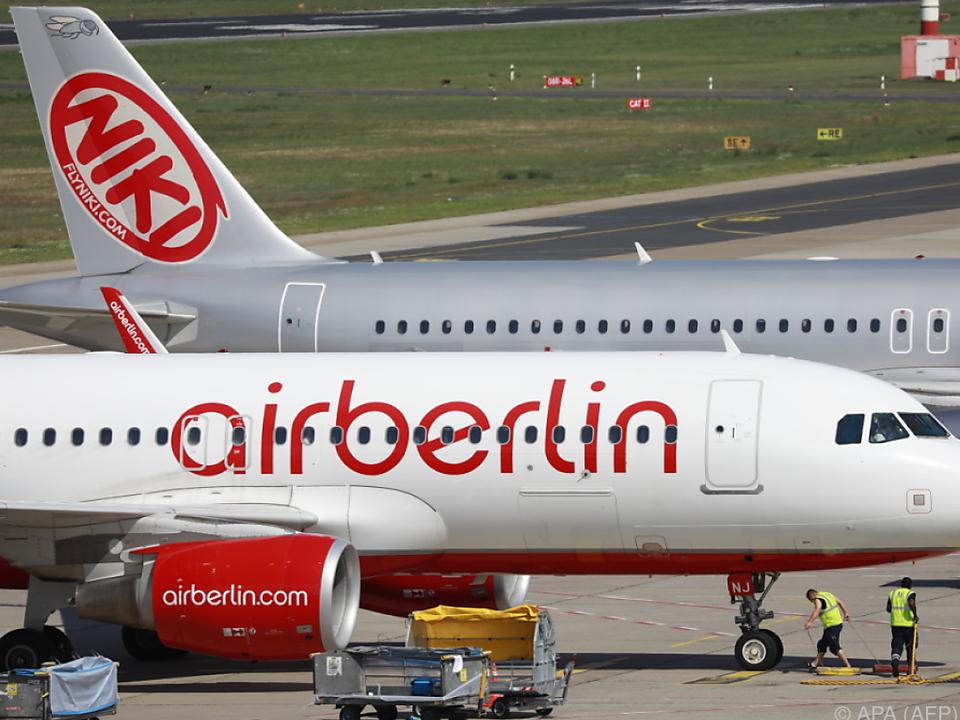 Niki ist operativ stark mit Air Berlin verflochten