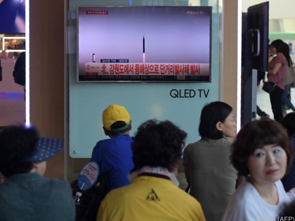 Nordkorea schert sich nicht um UN-Resolutionen