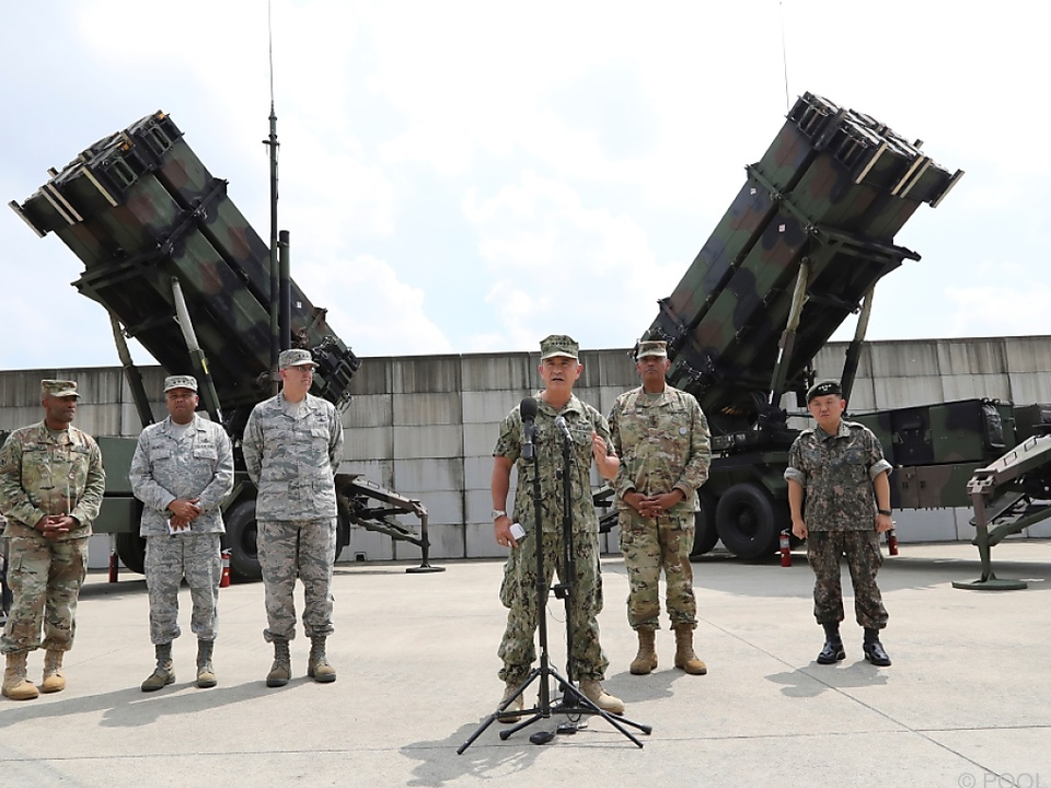Nordkorea unterstellt den USA die Vorbereitung eines Angriffs