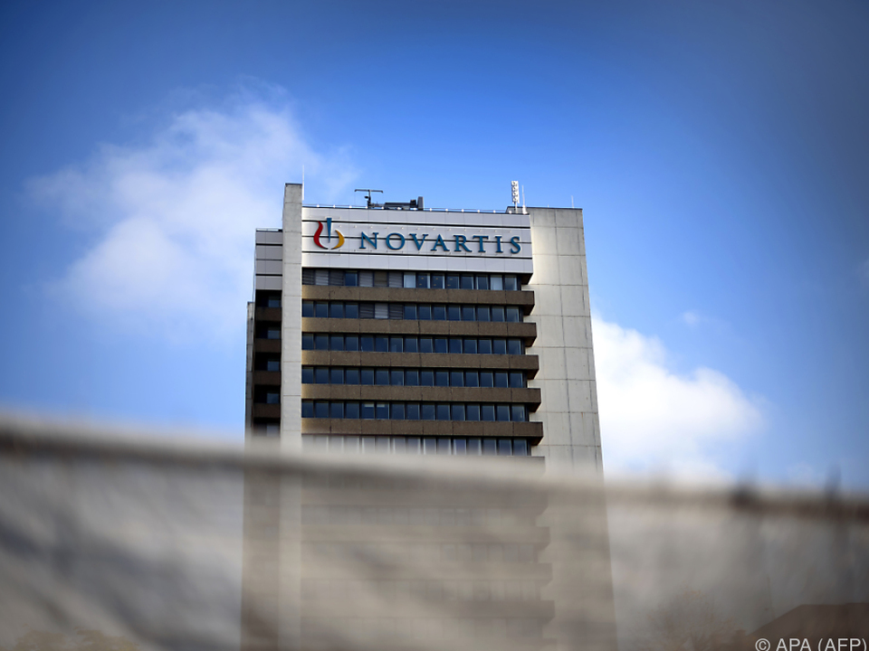 Novartis-Hauptsitz in Basel