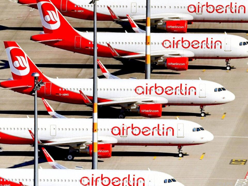 Ob Air Berlin wieder abheben wird, ist fraglich