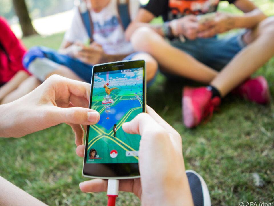 Ohne Smartphone geht bei der Jugend wenig
