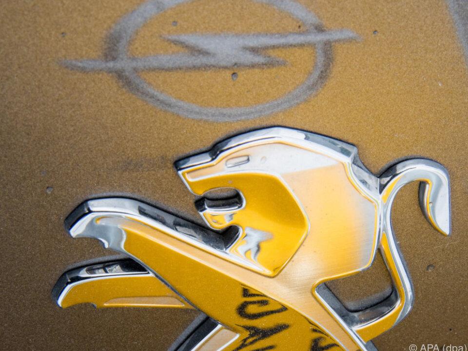 Opel ist nun Teil der PSA-Gruppe