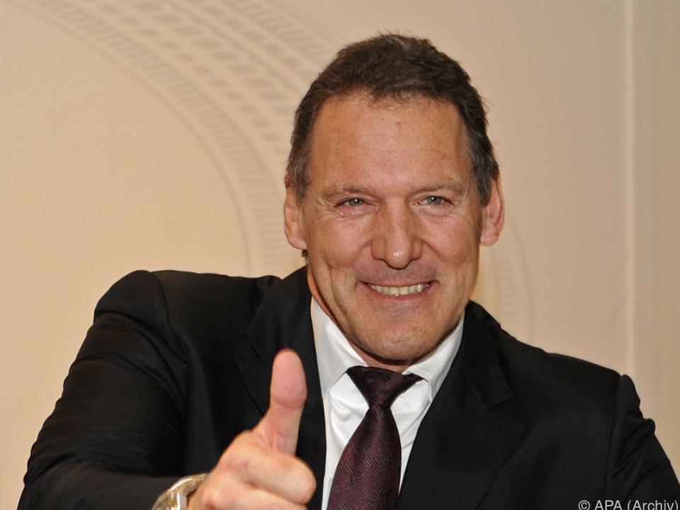 Ralf Moeller unterstützt den Weißen Ring