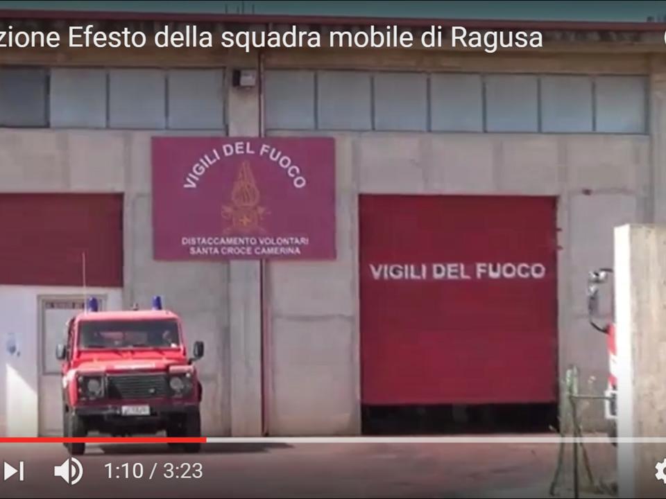 YouTube/poliziadistato-L\'operazione Efesto della squadra mobile di Ragusa