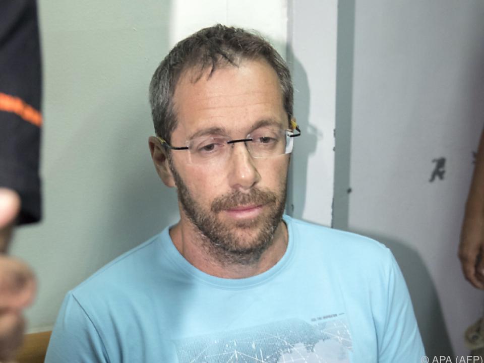 Silberstein bleibt vier Tage in Haft