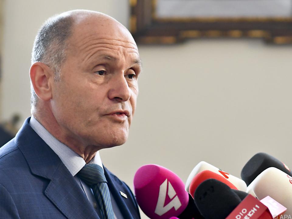 Sobotka will illegale Migration bekämpfen