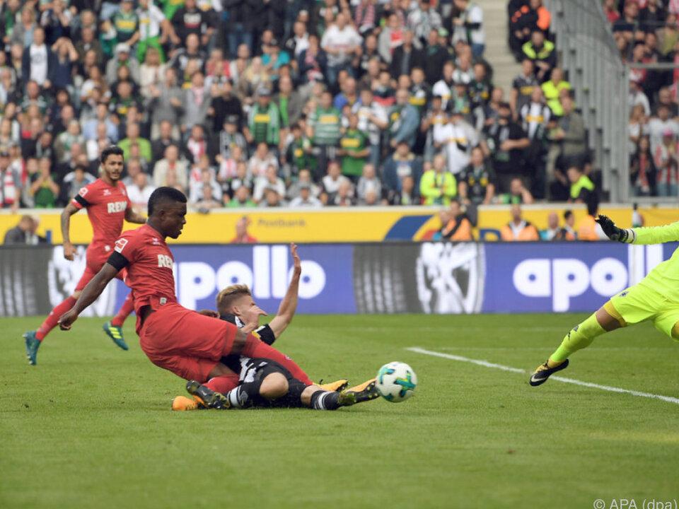 Stöger kassierte erstmals eine Niederlage in einem Auftaktspiel