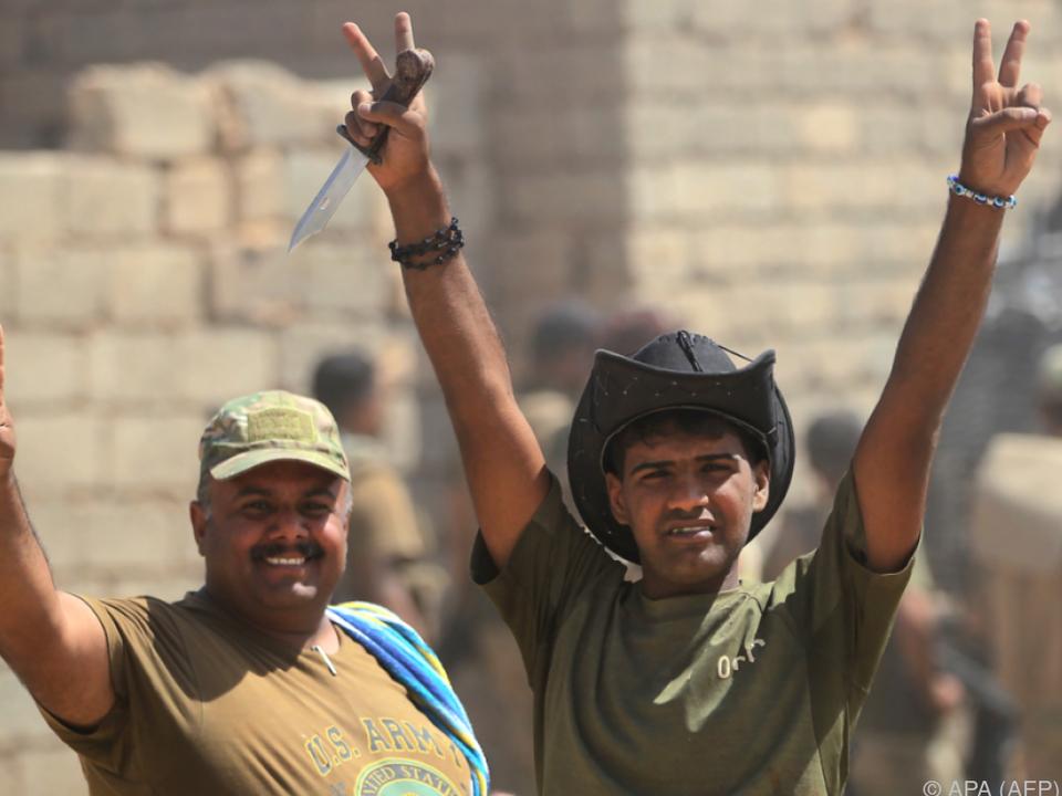 Tal Afar war eine der letzten irakischen Städte in der Hand der IS-Miliz.