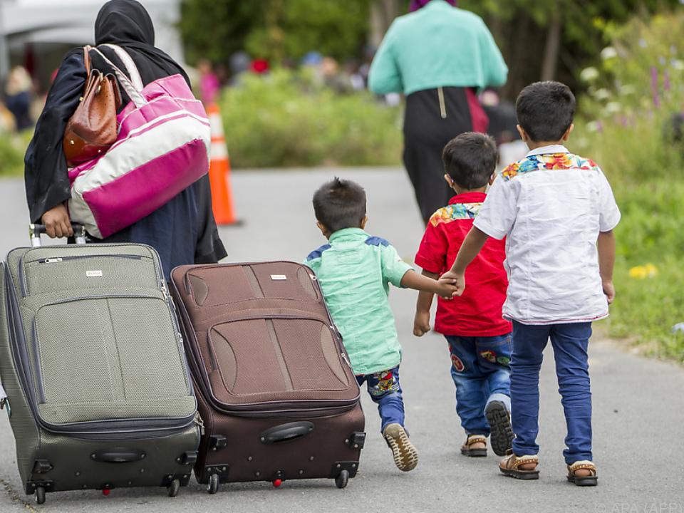 Tausende sind seit Jahresbeginn bereits nach Kanada gegangen