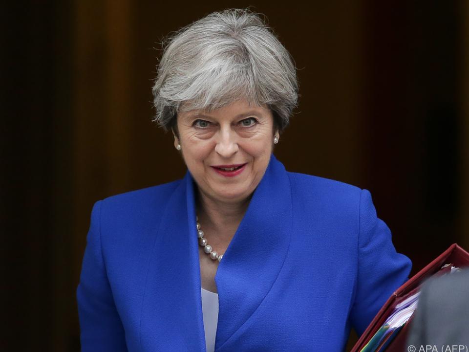 Theresa May verliert immer mehr Rückhalt