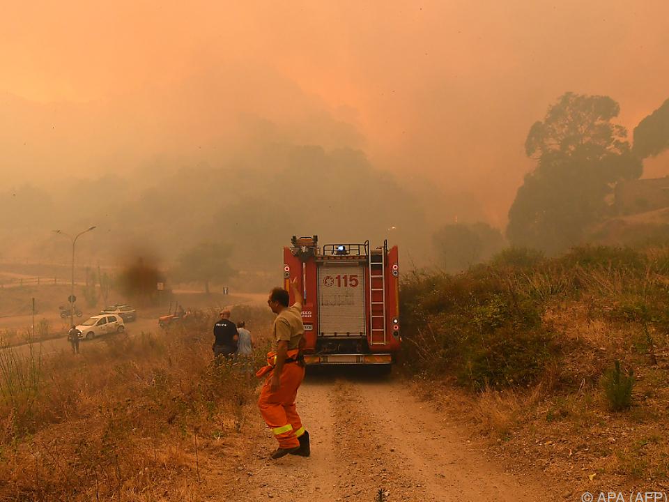 Traurige Bilanz der Brände in Italien