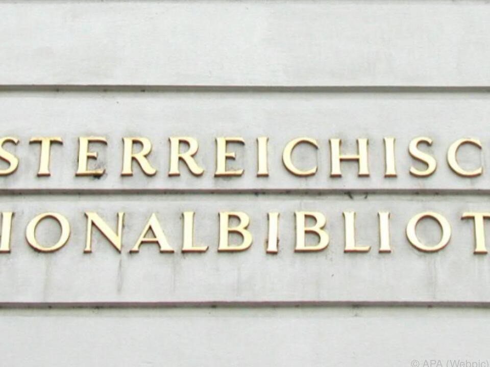 Umfangreiche Schenkung für die Nationalbibliothek